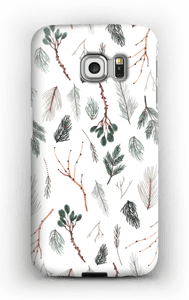 Branches de pin Coque  Galaxy S6 Edge