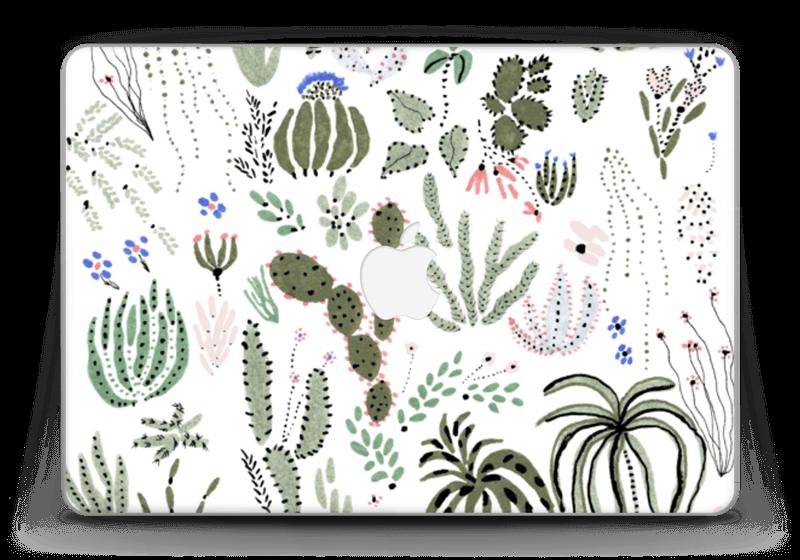 "Jardin Cactus Skin MacBook Pro Retina 13"" 2015"