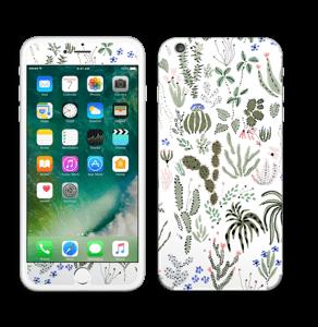 Jardin Cactus Skin IPhone 6 Plus