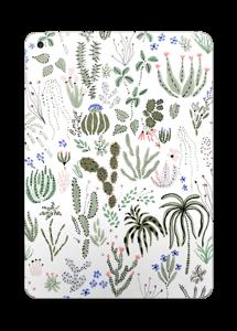 Cactus Garden Skin IPad 2017