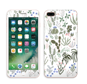 Cactus Garden Skin IPhone 7 Plus