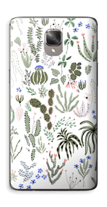 Jardin Cactus Skin OnePlus 3T