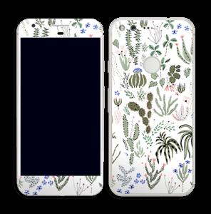 Cactus Garden Skin Pixel