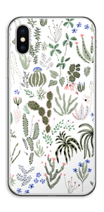 Jardin Cactus Skin IPhone XS
