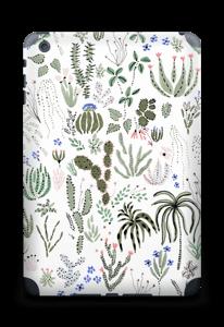 Kaktushage Skin IPad mini 2 back