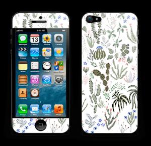Jardin Cactus Skin IPhone 5