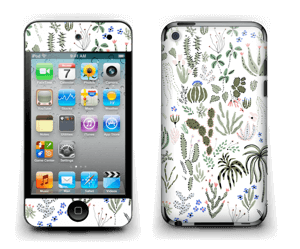 Jardin Cactus Skin IPod Touch 4th Gen