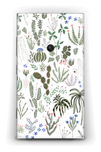 Cactus tuin Skin Nokia Lumia 920