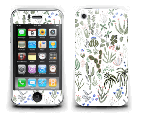 Kaktushage Skin IPhone 3G/3GS