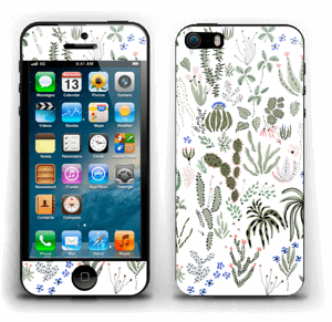 Jardin Cactus Skin IPhone 5s