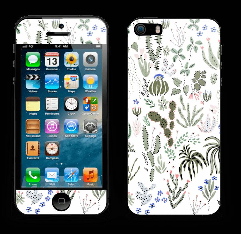 Kaktushage Skin IPhone 5s