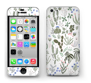 Jardin Cactus Skin IPhone 5c