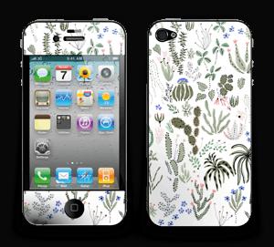 Kaktushage Skin IPhone 4/4s