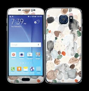 Verre de plage Skin Galaxy S6