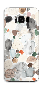 Glasstrand Skin Galaxy S8