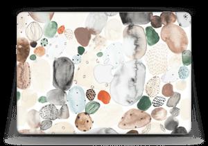 """Abstracte Stenen  Skin MacBook Air 13"""""""