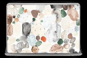 Abstracte Stenen  Skin Laptop 15.6
