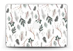 "Branches de pin Skin MacBook Pro Retina 13"" 2015"