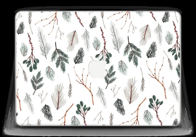"Branches de pin Skin MacBook Pro Retina 13"" 2015"