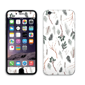 Branches de pin Skin IPhone 6/6s
