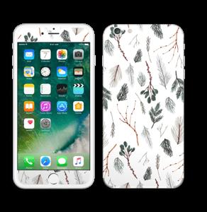Branches de pin Skin IPhone 6 Plus