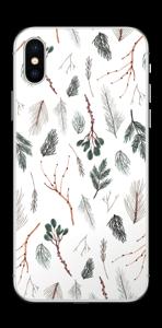 Dennentakken Skin IPhone X