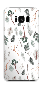 Branches de pin Skin Galaxy S8