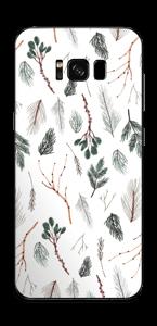 Branches de pin Skin Galaxy S8 Plus