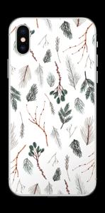 Branches de pin Skin IPhone XS