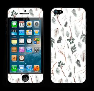 Branches de pin Skin IPhone 5