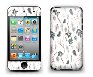 Branches de pin Skin IPod Touch 4th Gen