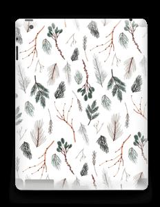 Branches de pin Skin IPad 4/3/2