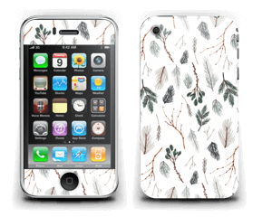 Branches de pin Skin IPhone 3G/3GS