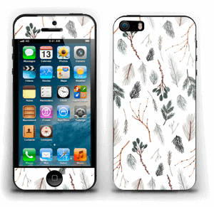 Branches de pin Skin IPhone 5s