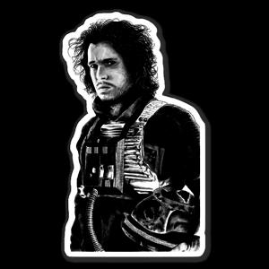 Jon skywalker sticker