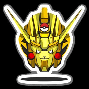 GunChu  sticker