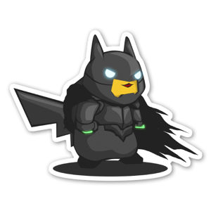 BatChu sticker