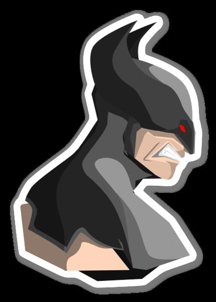 X BUB sticker