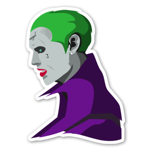 SS Joke  sticker