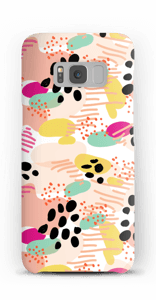 Abstrakt Handyhülle Galaxy S8