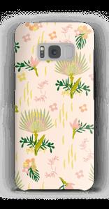 Sommerblumen Handyhülle Galaxy S8