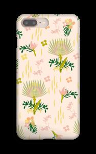 Motif floral Coque  IPhone 8 Plus