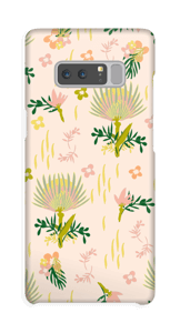 Motif floral Coque  Galaxy Note8