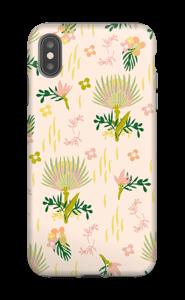 Motif floral Coque  IPhone XS Max tough