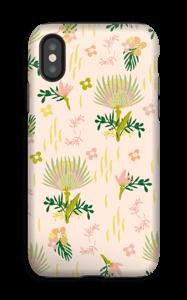 Motif floral Coque  IPhone XS tough