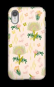 Motif floral Coque  IPhone XR tough