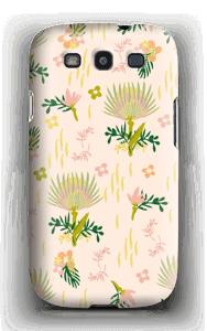 Motif floral Coque  Galaxy S3