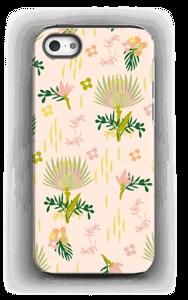 Motif floral Coque  IPhone 5/5s tough