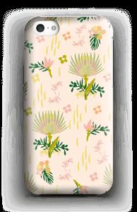 Kukkasia kuoret IPhone 5c