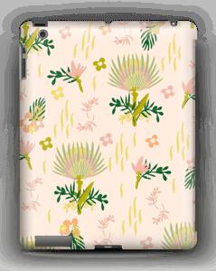 Floral Pattern deksel IPad 4/3/2